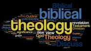 Introduction to Biblical Theology 2-03-2013