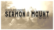Sermon on the Mount: Kingdom Treasure - Matthew 6:19-24
