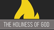 The Trauma of Holiness - Mark 4:35-41