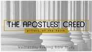 The Apostles' Creed: Jesus Christ - Matt 16:13; 22:41