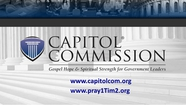 Guest Speaker: Dr. Ron Bigaulke with Capitol Commission